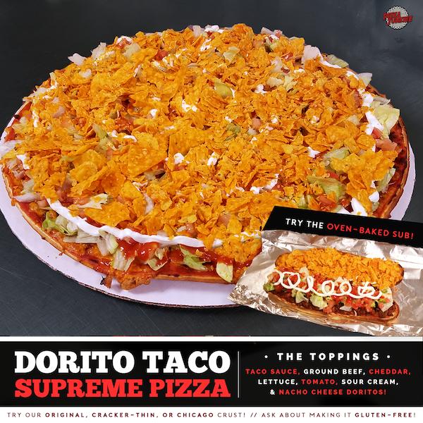Dorito Taco Supreme